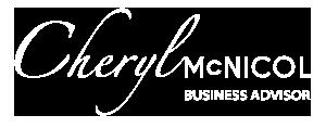 Cheryl McNicol web logo